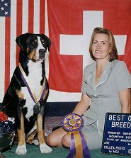 GSMDCA National Specialty Best of Breed 2000